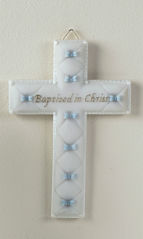 Baby Gifts For Catholic Baptism : Baptism mrs wills saintly sweets and gifts