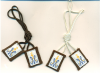 Traditional A and M  Brown Scapular  for Children