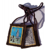 "Traditional Our Lady of Mt. Carmel "" Fatima"" Brown Scapular"
