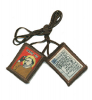 "Traditional Our Lady of Mt. Carmel ""Padre Pio"" Brown Scapular"