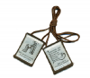 Traditional Our Lady of Mt. Carmel Brown Scapular